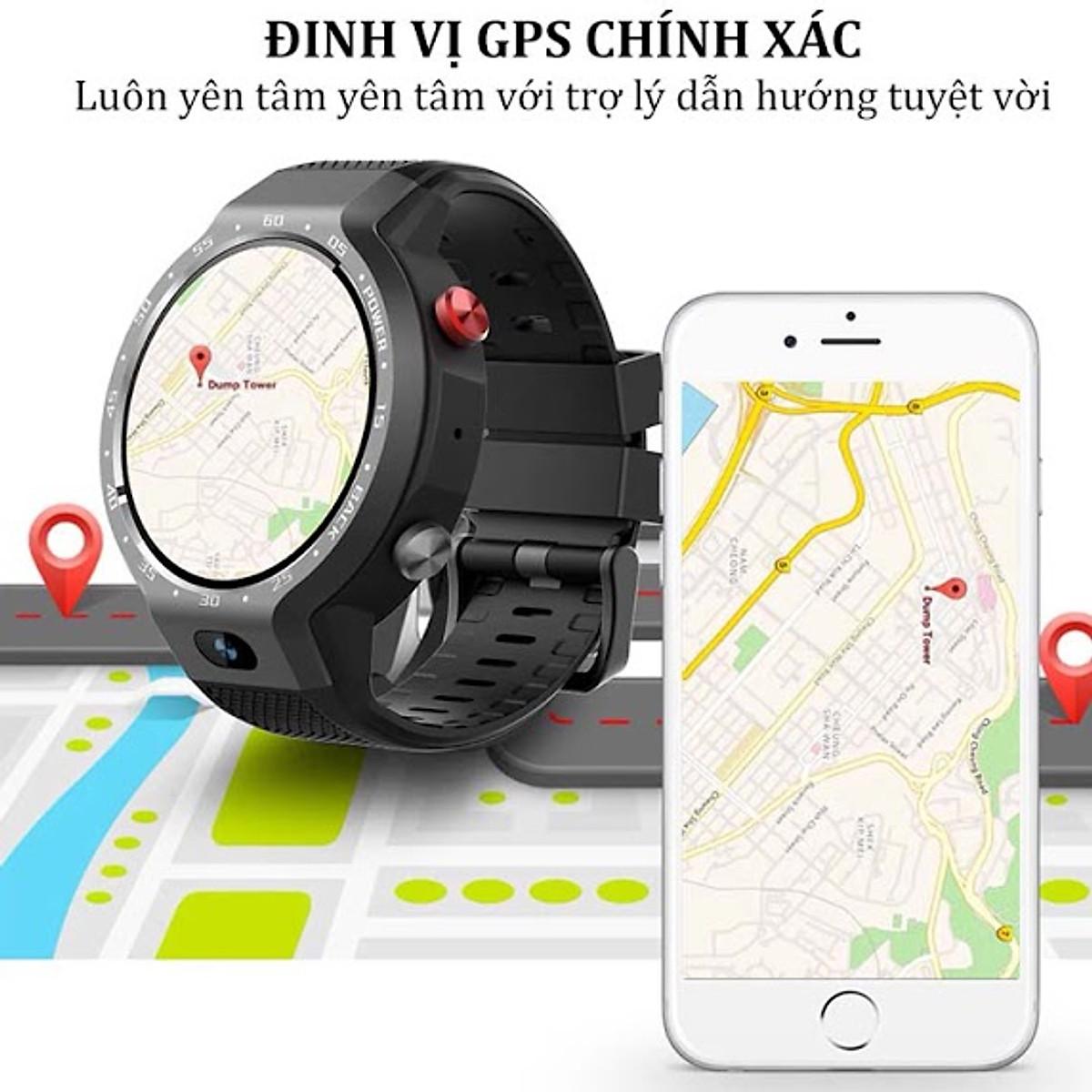 Đồng hồ thông minh gọi điện chống nước Lemfo Lem9 8