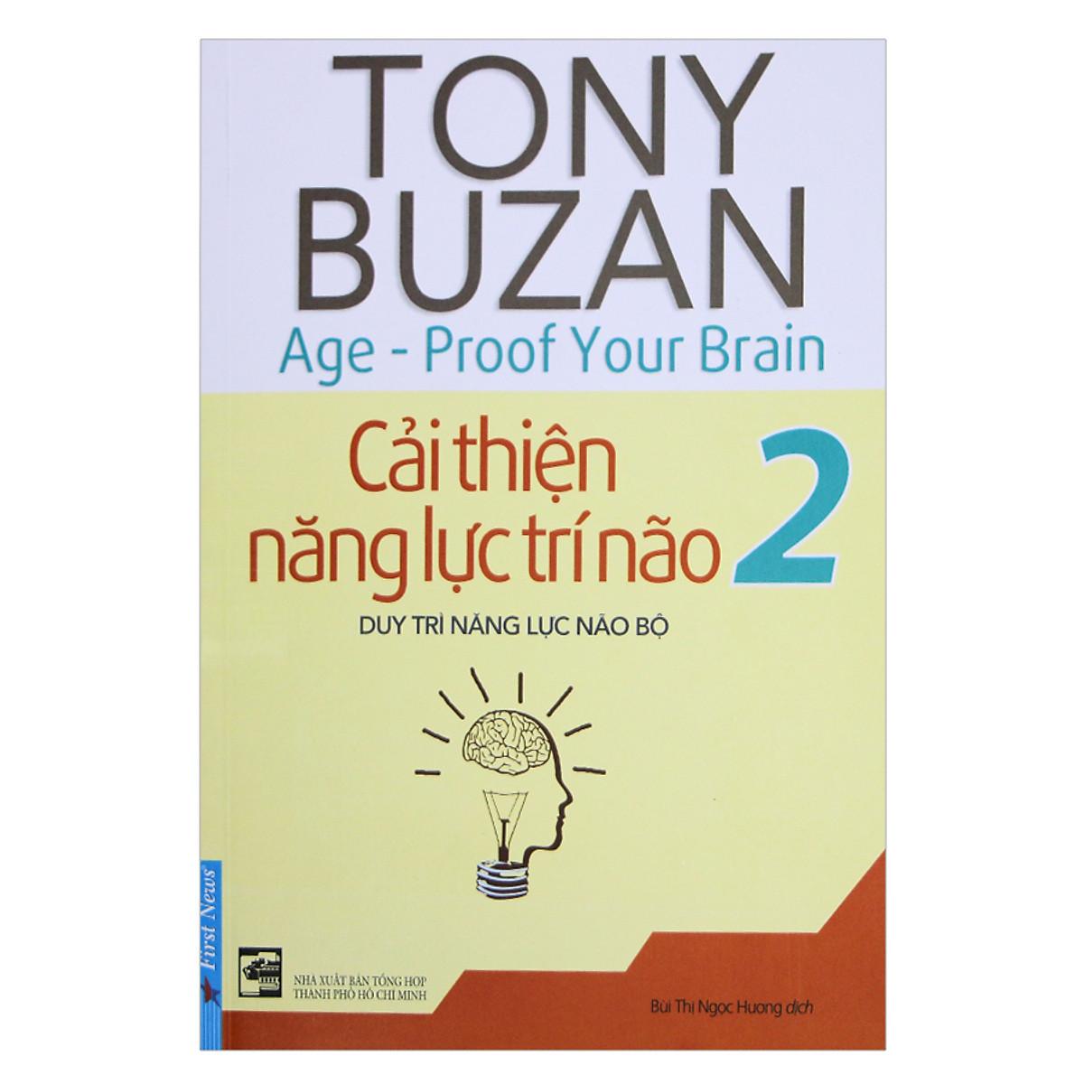 Tony Buzan - Cải Thiện Năng Lực Trí Não 2 (Tái Bản)