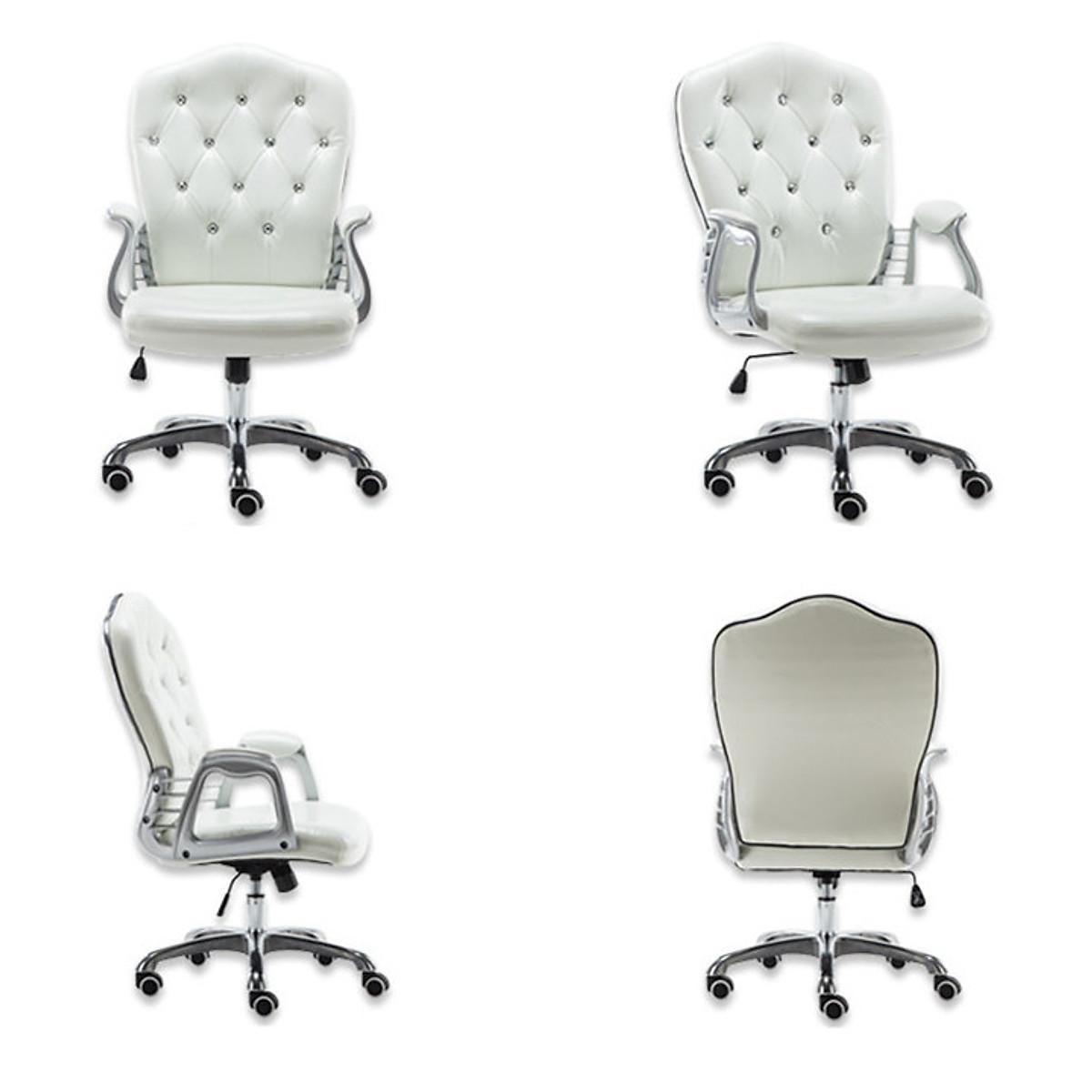 Ghế văn phòng kiểu dáng hiện đại Màu ngẫu nhiên - 2
