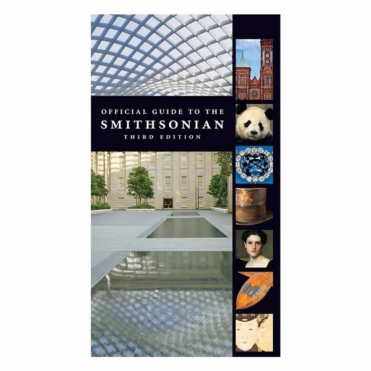 Hình đại diện sản phẩm Official Guide To The Smithsonian, 3rd Edition: Third Edition