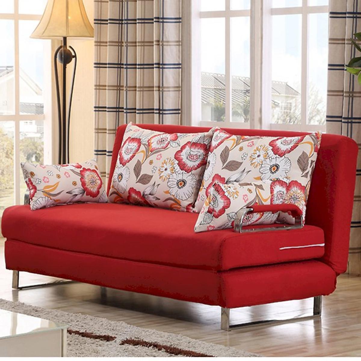 sofa tích hợp giường - nội thất thông minh