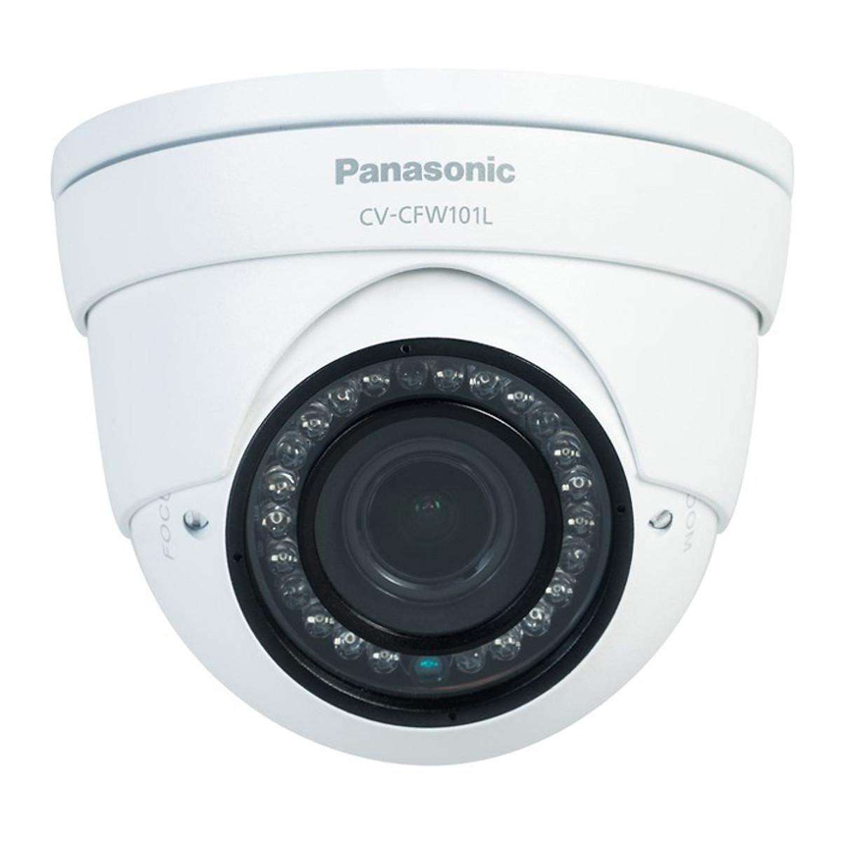 Camera HD-CVI Panasonic CV-CFW101L 1.0MP - Hàng Chính Hãng