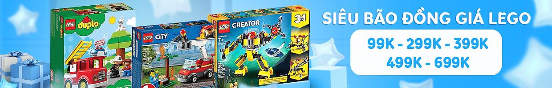 Đồ chơi Lego giá rẻ 2020