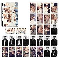 Lomo card Wanna One mới nhất - SUNFLOWER