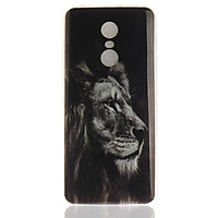 Xiaomi Redmi 5 Plus Case Pattern Printed Soft Protective Cover for iPhone 5S/5