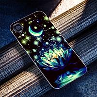 Ốp lưng điện thoại iPhone XR - Đủ nắng thì hoa nở MS DNTHN011 - Hàng Chính Hãng
