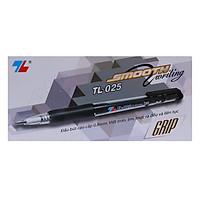 Hộp 20 Bút Thiên Long TL025 - Đen - VPP Tuệ Phát