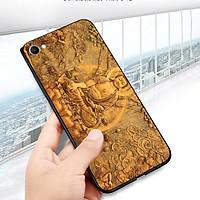Ốp lưng cứng viền dẻo dành cho điện thoại Oppo R9S - Tôn giáo MS TGIAO093 - Hàng Chính Hãng