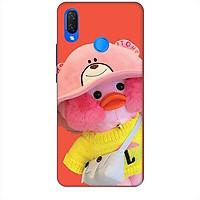 Ốp lưng dành cho điện thoại Huawei Nova 3i - Nova 3E/P20 LITE - NOVA 4 - Y9 2019 - Vịt Con Dễ Thương Mẫu 1 - Y9 2019