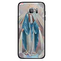 Ốp lưng cứng viền dẻo dành cho điện thoại Samsung Galaxy S7 - Tôn giáo MS TGIAO006