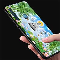 Ốp điện thoại dành cho máy Samsung Galaxy A20 - Tôn giáo MS TGIAO032