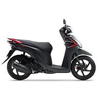 Xe máy Honda Vision 2019 Bản Đặc Biệt Smartkey - Đen xám