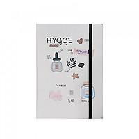 Sổ Tay Planner - Crabit Notebuck - HYGGE be (Nhiều màu)