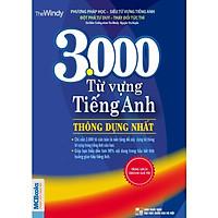 3000 Từ Vựng Tiếng Anh Thông Dụng Nhất (Tặng Thẻ Flashcard Động Từ Bất Quy Tắc Trong Tiếng Anh) (Học Kèm App: MCBooks Application) - Kho sách