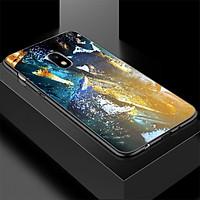 Ốp điện thoại dành cho máy Samsung Galaxy J7 Pro - hình vân Đá MS VANDA014 - Hàng Chính Hãng