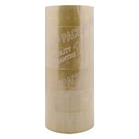 Bộ 6 Cuộn Băng Keo Trong Vui Vui 100 Yard 4.8cm