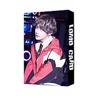 Lomo bts lomo V 30 ảnh (8 mẫu) - khohangkpop