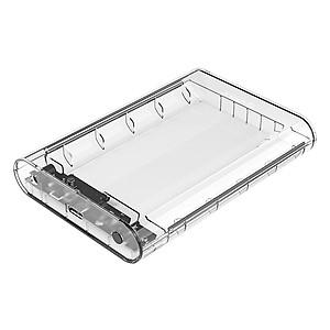 Hộp Đựng Ổ Cứng Di Động HDD Box 3.5 Inch Orico 3139U3 - Hàng Chính Hãng