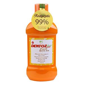 Nước súc miệng Dentozclear