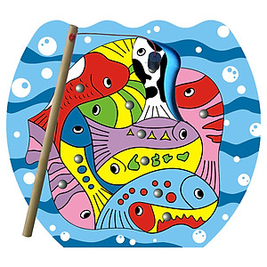 Đồ Chơi Gỗ Winwintoys - Bộ Câu Cá 62362