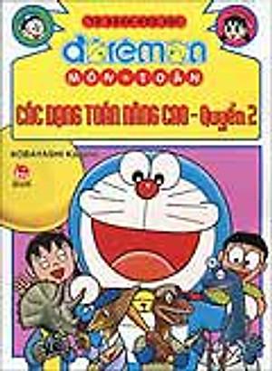 Doraemon Học Tập: Các Dạng Toán Nâng Cao 1