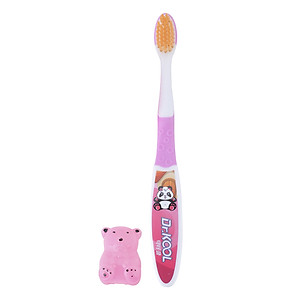 Bàn Chải Đánh Răng Trẻ Em Dr. Kool Panda Pro Gold [QC-Tiki]