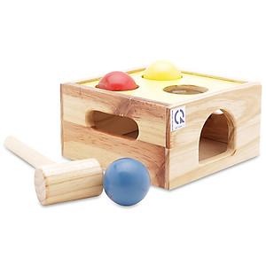 Đồ chơi VIETOYS VT3P-0044 Hộp búa 3 bi
