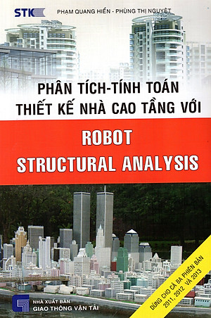 Phân Tích Tính Toán Thiết Kế Nhà Cao Tầng Với Robot Structural Analysis