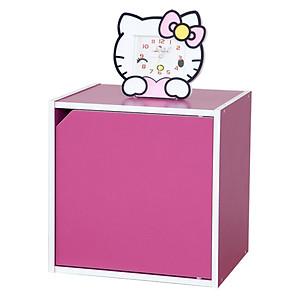Kệ hộc trang trí có cửa Kubo Modulo Home - 1 hộc 1024