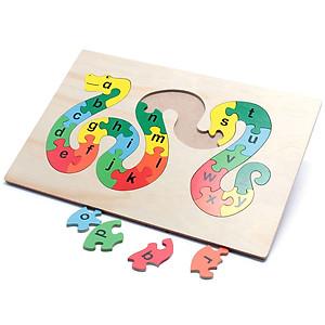 Tranh ghép ABC thường con rắn Vietoys VT3P-0152