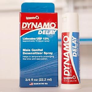 Chai xịt Dynamo Delay (kèm bút thử thai Abon) [QC-Tiki]