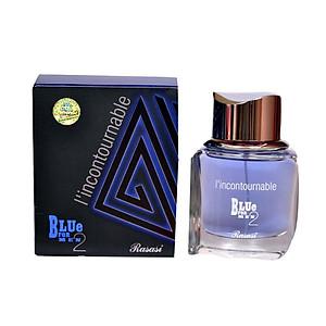 Tinh dầu nước hoa nam Dubai Rasasi L'Incontournable Blue For Men 2 EDP 75ml [QC-Tiki]