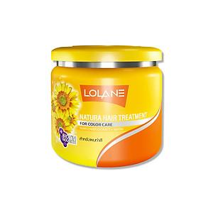 LOLANE - Dầu Ủ Tóc Lolane Giữ Tóc Nhuộm (250g) - BIOTIN [QC-Tiki]