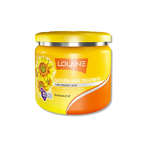 LOLANE - Dầu Ủ Tóc Lolane Giữ Tóc Nhuộm (500g) - BIOTIN [QC-Tiki]