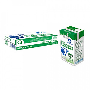 Sữa tươi tiệt trùng Lothamilk có đường 110ml