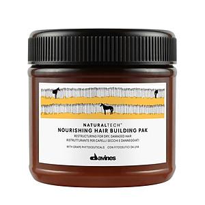 Kem ủ tóc Davines Nourishing Hair Building Pak cấp dưỡng phục hồi cấu trúc tóc 250ml [QC-Tiki]