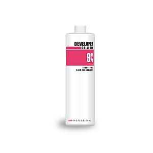 Kem trợ nhuộm KIRIN 1000ml - Oxy nhuộm tóc 9% [QC-Tiki]