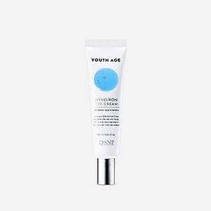 Kem Mắt Dưỡng Ẩm Cải Thiện Quầng Thâm SNP Youth Age Hyaluronic Eye Cream [QC-Tiki]