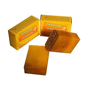 Combo 02 Xà bông thảo dược Sinh Dược (100% tự nhiên kết hợp Mật ong, sáp ong) [QC-Tiki]