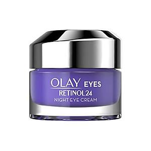 Kem mắt chống lão hoá mạnh Olay Eye Retinol 24 Night Eye Cream 15 ml [QC-Tiki]