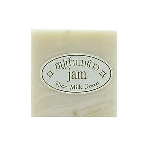 Xà phòng tắm chiết xuất gạo sữa - Rice milk soap Jam 60gr [QC-Tiki]