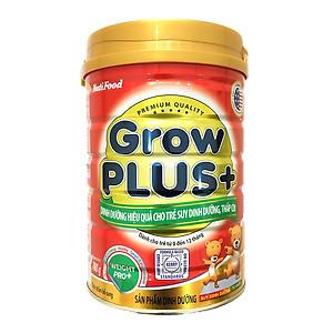 Sữa Bột GrowPLUS+ Đỏ Lon 780g Suy Dinh Dưỡng Cho Trẻ Dưới 1 Tuổi - Hàng Chính Hãng - Grow Plus SDD