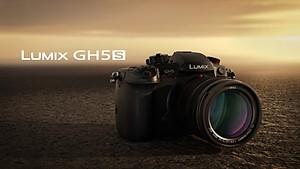 Máy ảnh Panasonic Lumix DC-GH5S body