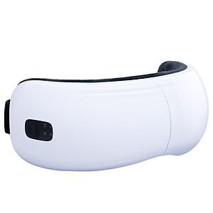 Máy Massage Mắt Tích Hợp Bluetooth Nghe Nhạc Thư Giãn Giảm Bọng Mắt, Thâm Mắt - 5 Chế Độ Massage Khác Nhau, Gấp Gọn 180°, Pin Dung Lượng 1200mAh - Hàng nhập khẩu [QC-Tiki]