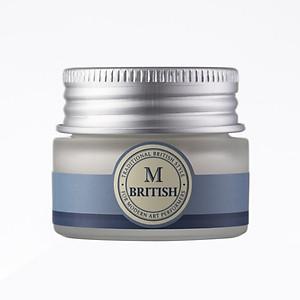 Sáp vuốt tóc cao cấp BRITISH M Dandy Hard Paste 20gr [QC-Tiki]