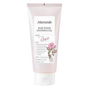 Gel Dưỡng Ẩm Đa Năng Cho Da Và Tóc Mamonde Rose Water Soothing Gel (300ml) 110651207 [QC-Tiki]