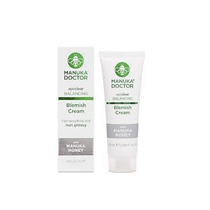 Kem chấm mụn Manuka Doctor Blemish Cream - 25ml (Bill Anh) [QC-Tiki]