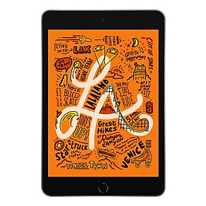 Máy tính bảng Apple iPad mini 5 (2019) - 256GB, 7.9 inch, Wifi