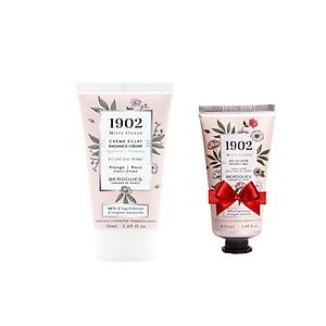 Kem dưỡng trắng dáng da ngày đêm hương nước hoa Berdoues 1902 Mille Fleurs Radiance Cream 50ml + Tặng Kèm 1 Sữa Tắm Berdoues 1902 Shower 50ml [QC-Tiki]