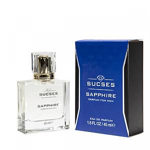Nước hoa nam Sucses Sapphire (Mediterranean Air) 45ml [QC-Tiki]